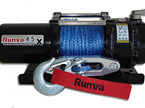 4.5X (4,500lb) Synthetic Hitch Pack Winch