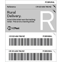 Rural upgrade sticker