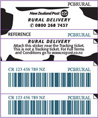 Rural upgrade ticket