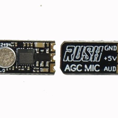 Rush FPV AGC Mic