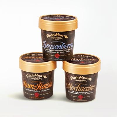 Rush Munro Ice Cream