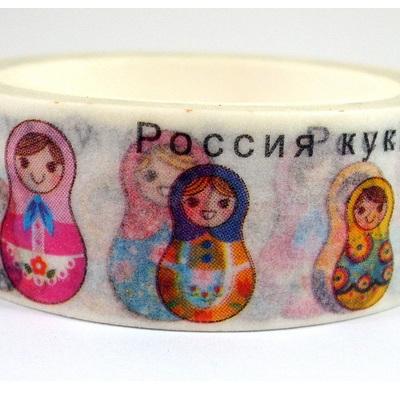 Russian & Japanese Dolls