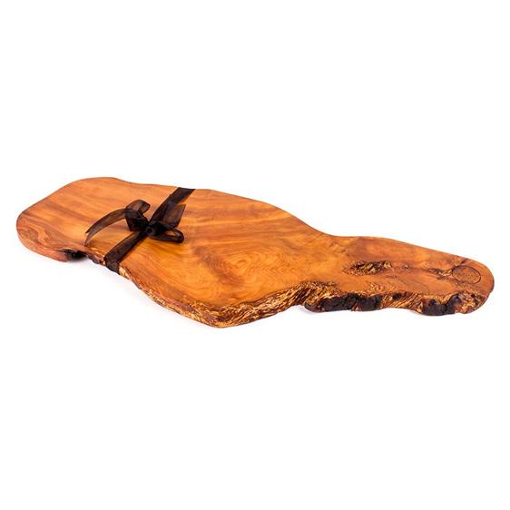 Rustic Natural Edge Board 300