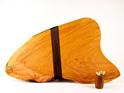 Rustic natural edge board 463