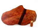 Rustic natural edge board 464