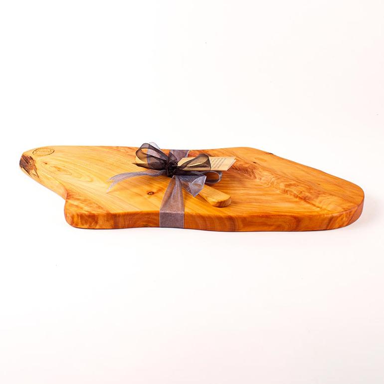 rustic natural edge board 470