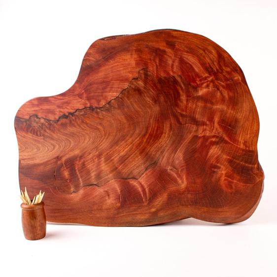 Rustic Natural Edge Board 474