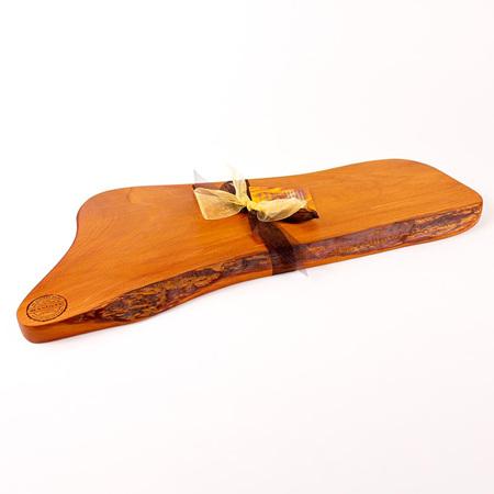 Rustic Natural Edge Board 519