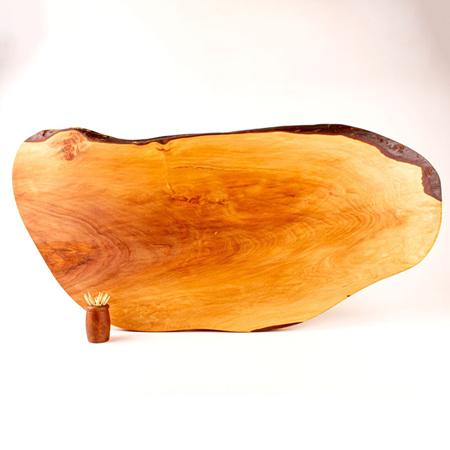 Rustic Natural Edge Board 553