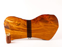 rustic natural edge board ancient kauri - 483