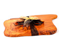 Rustic Natural Edge Board and Knife Set 613