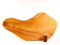 Rustic natural edge board - macrocarpa