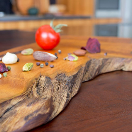 Rustic Natural Edge Boards
