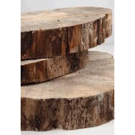 Rustic Wooden Bases