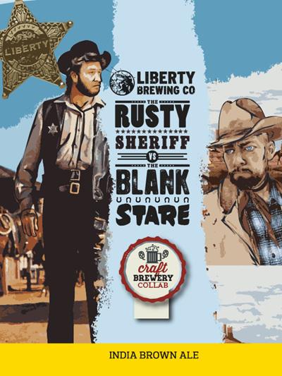 Rusty Sheriff vs Blank Stare Grain Kit