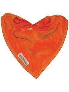 S.Billyz Towel Bandana Orange