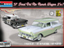 Monogram 1/25 1957 Ford Del Rio Ranch Wagon (2 in 1)