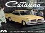 Moebius 1/25 1961 Pontiac Catalina