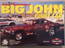 Polar Lights 1/25 John Mazmanians 1968 Barracuda Big John Funny Car
