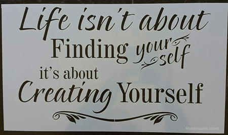 S0046 - Life isn't About Finding Yourself,  Mudd