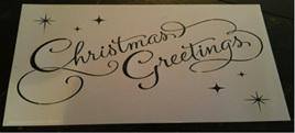 S0241 - Christmas Greetings Mudd