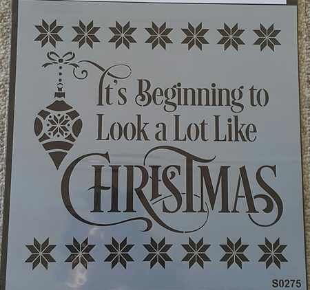 S0275 - Its Beginning to Look a lot like Christmas