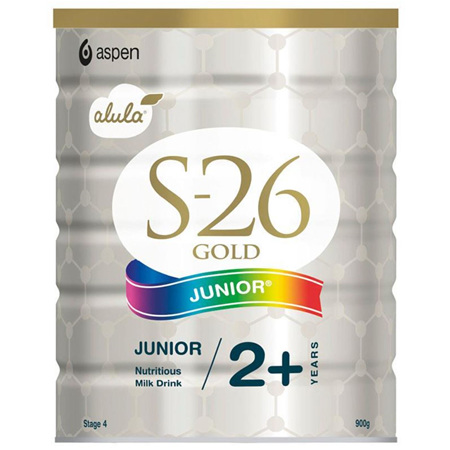 S26 GOLD ALULA 4 JNR 900G