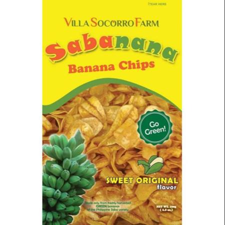 Sabanana  Banana Chips