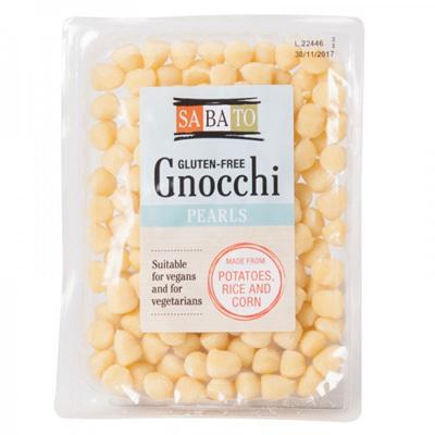 Sabato Gluten Free Gnocchi Pearls 250g