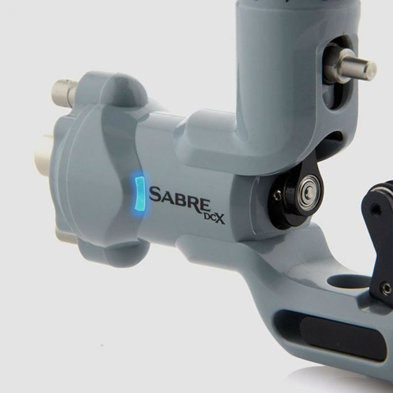 Sabre Rotary DCX Tattoo Machine — Graphite - TATTOO ...