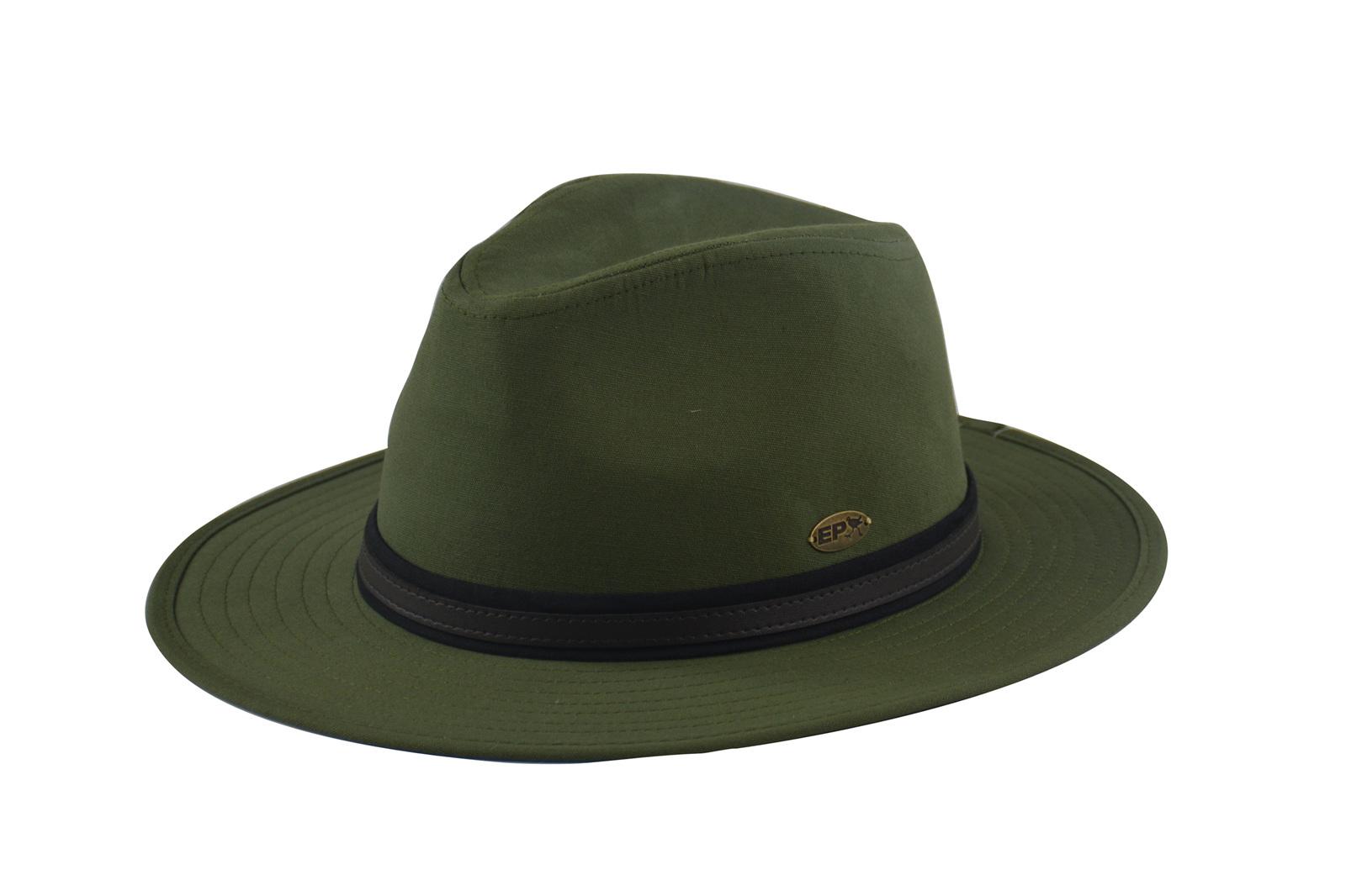 940333a17a2a5 Safari Hat-Green - Electric Pukeko