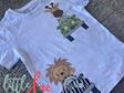 Safari Jeep Animals T-shirt