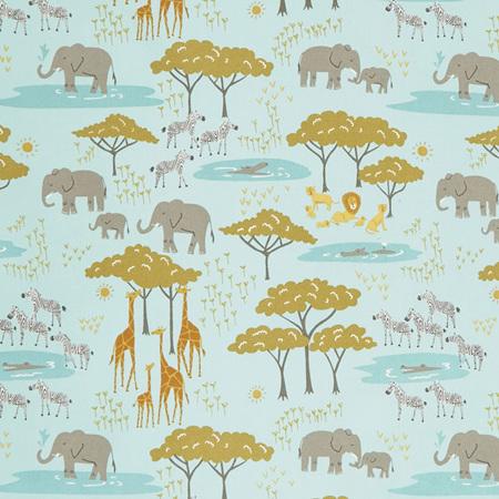 Safari Life in The Native Aqua 20643-20