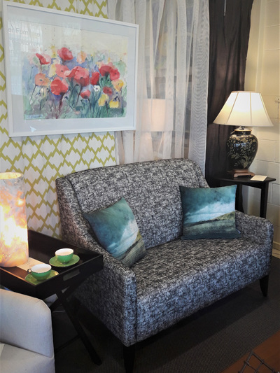 Saffa Chair & Sofa