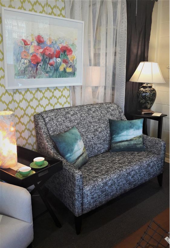 saffa Sofa Made to order NZ furnishings solidwood