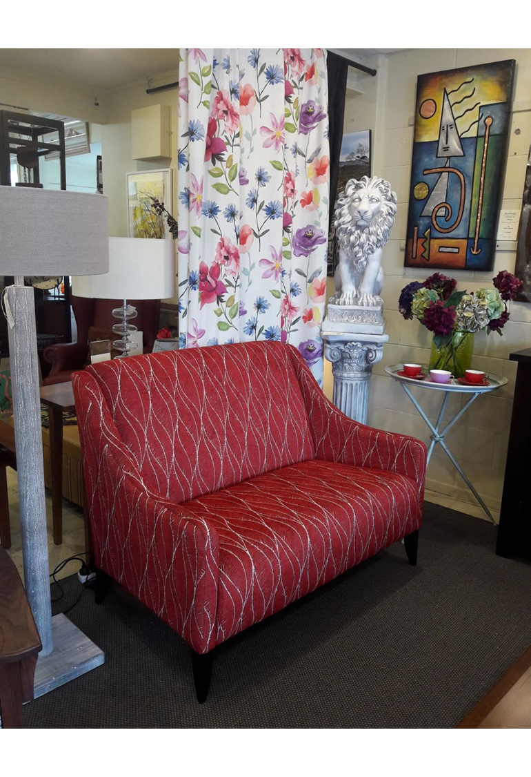 Saffa Sofa Tulum col Sherry Made in NZ to Order