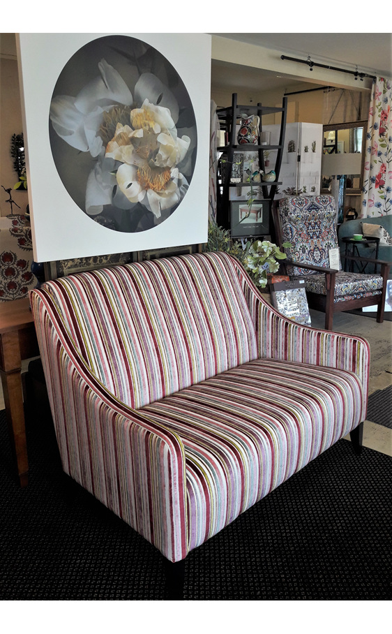 Saffa Sofa  Upholstered  Designed and Made To Order New Zealand