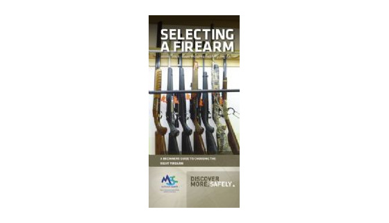 SAFP - Selecting a Firearm Pamphlet