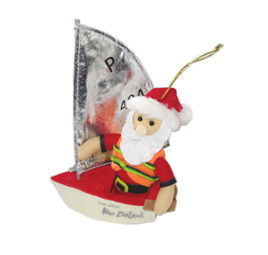Sailboat Santa - New design!