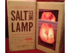 Salt Lamps & Accessories