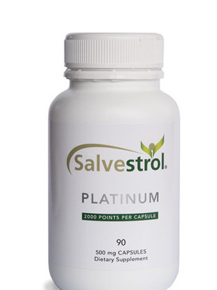 Salvestrol Platinum, 90 Caps, 500mg