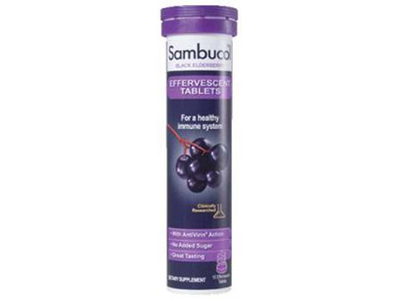 Sambucol Effervescent 15tabs