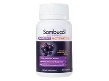 Sambucol  Immune Activator (30 capsules)