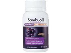 Sambucol Immune Activator 30caps
