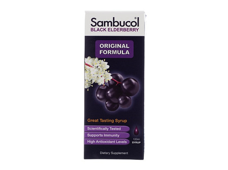 Sambucol Original 120ml