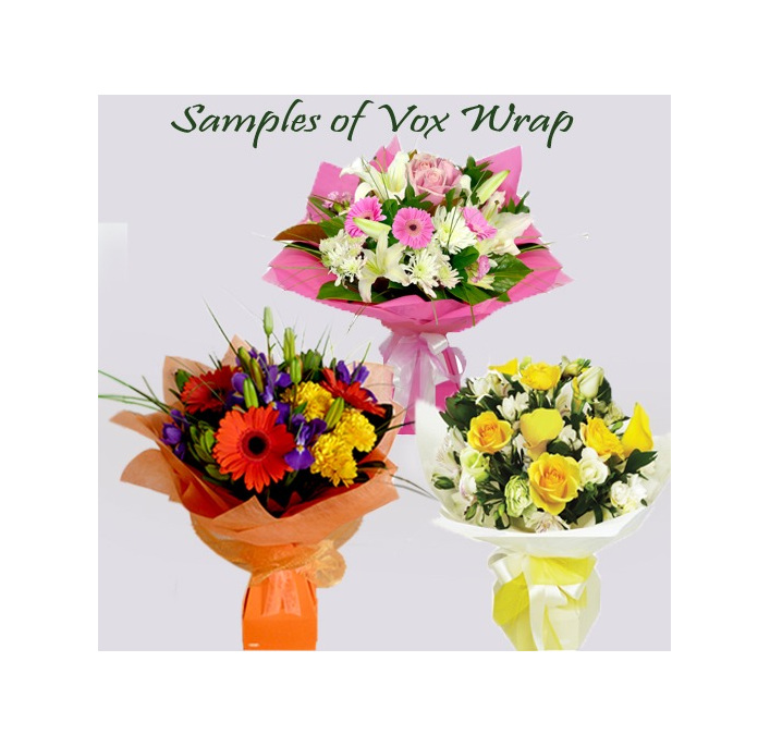 Samples of Vox Bouquets