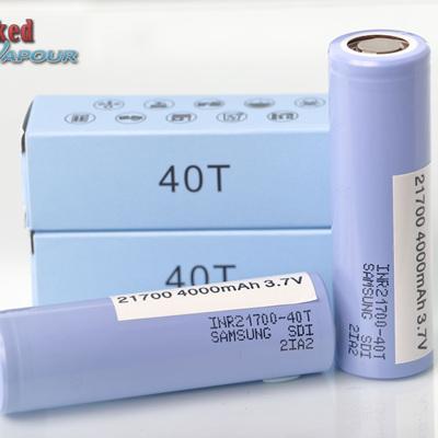 Samsung 40T - 21700 - 4000mAh