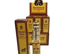 Sandalwood Roll on Perfume Oil