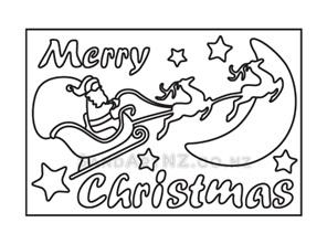 SandART NZ - Christmas Cards, Christmas Tree, Postcards, Santa, Sleigh