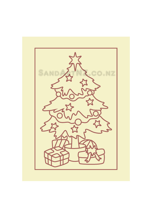 SandART NZ - Christmas Cards, Christmas Tree, Postcards, gifts